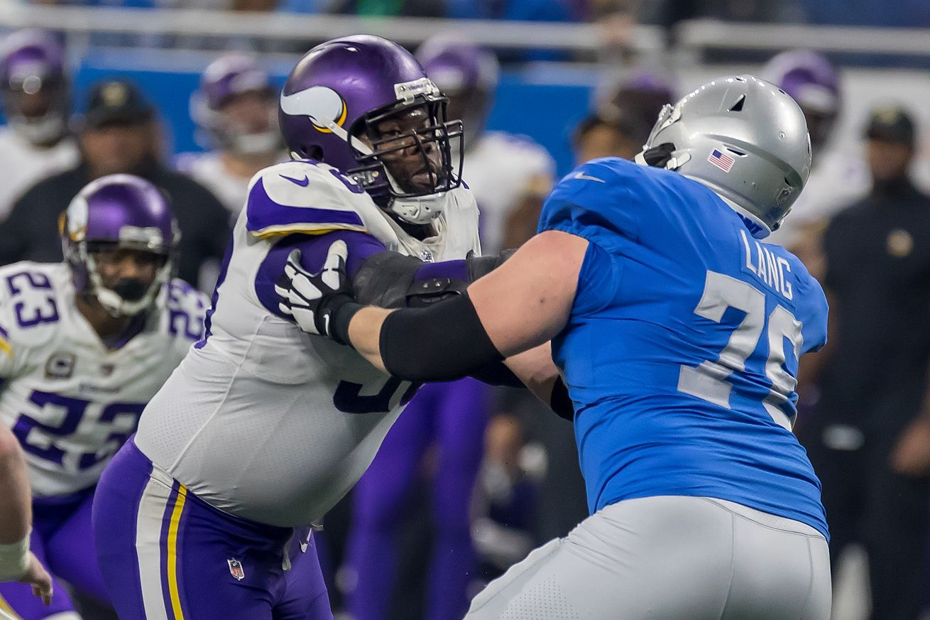 Detroit Lions guard T.J. Lang named to the 2018 Pro Bowl team