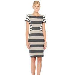 "<b>10 Crosby Derek Lam</b> <a href=""http://modaoperandi.com/10-crosby-derek-lam/pre-fall-2013/rtw-1694/item/stripe-interlock-jersey-dress-204011"">Stripe Interlock Jersey Dress</a>, $395"