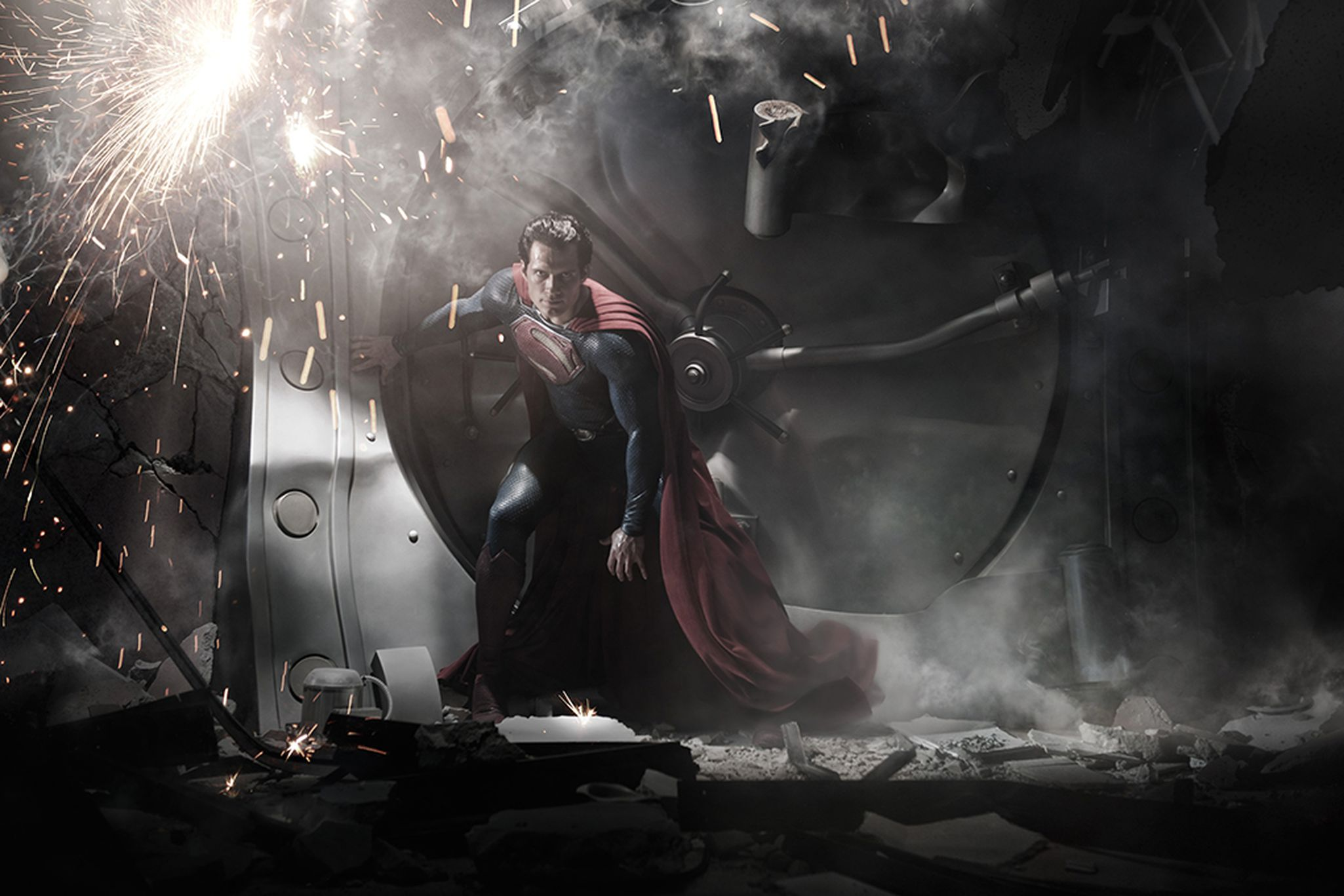 Making 'Man of Steel': a conversation with visual effects