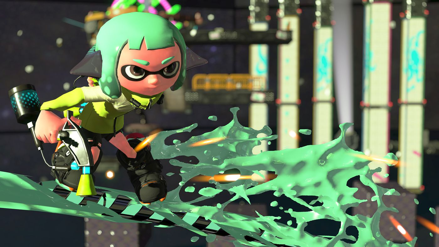 Nintendo Is Releasing A Massive Splatoon 2 Update In Time