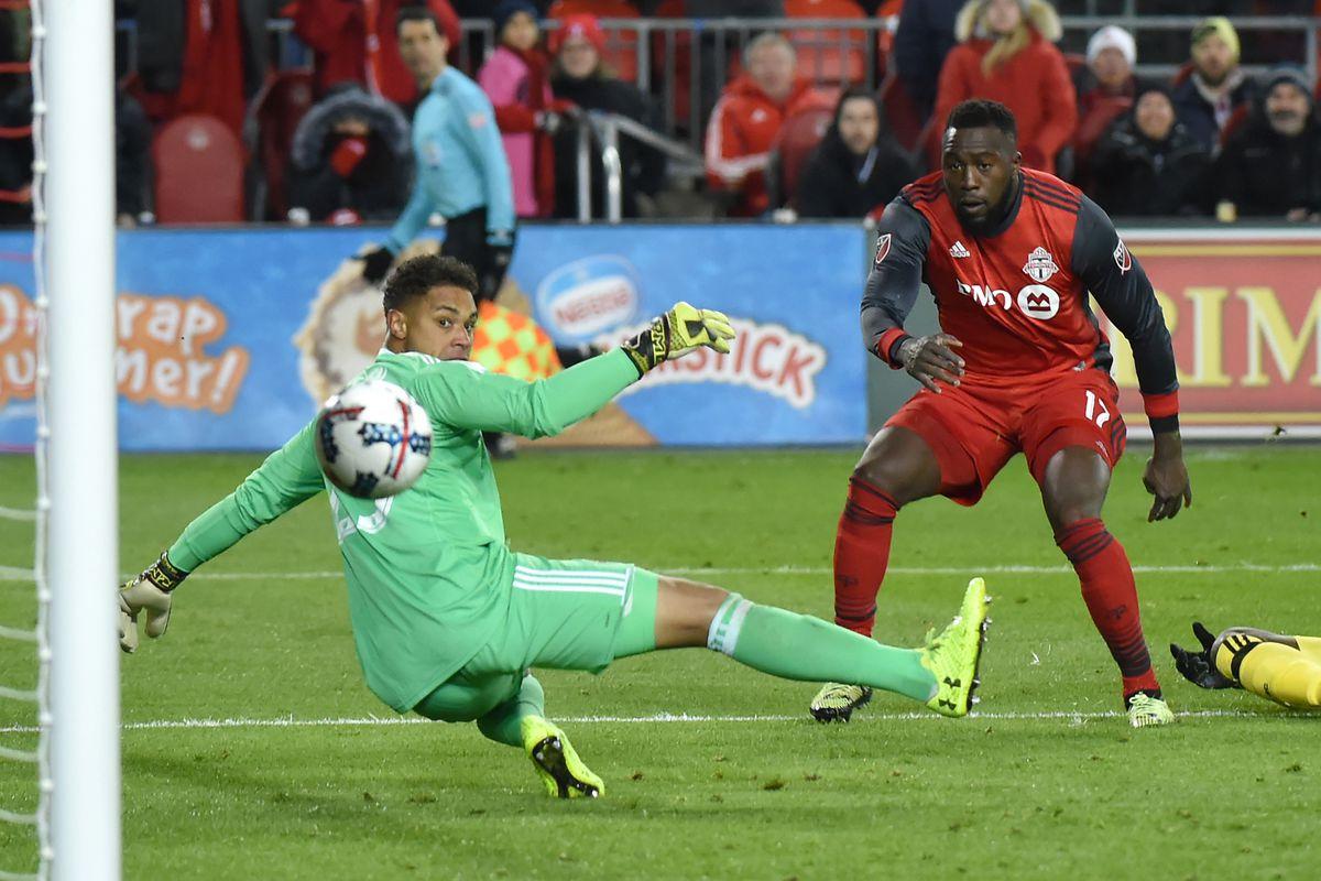 MLS: Eastern Conference Championship-Columbus Crew at Toronto FC
