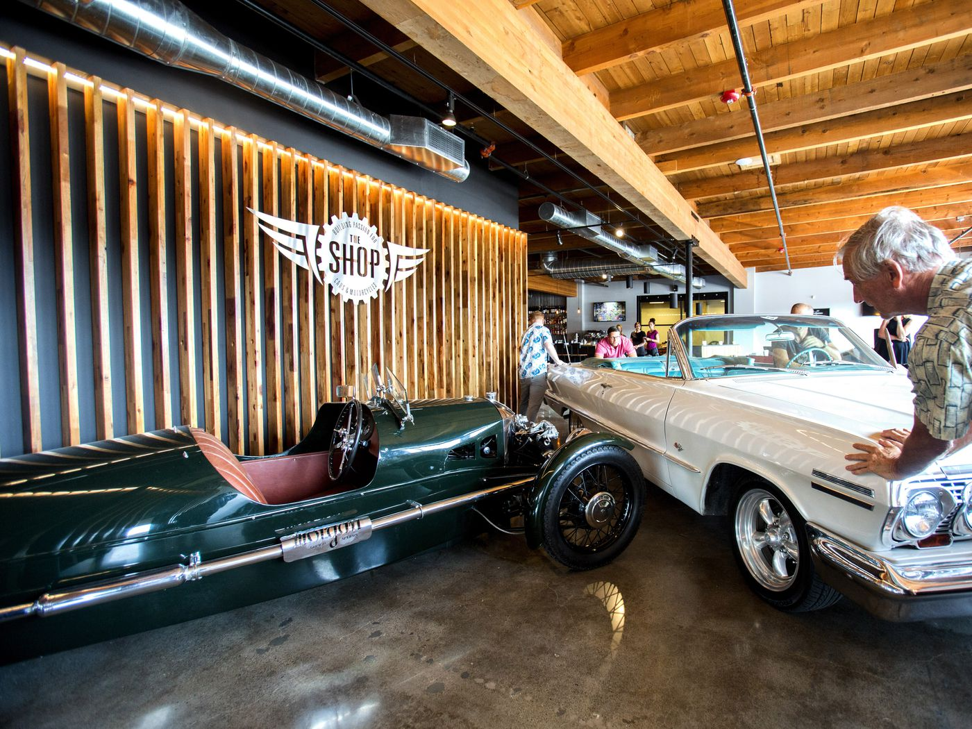 Fancy Cars and Comfort Food Come Together at Ethan Stowell\'s Derby ...