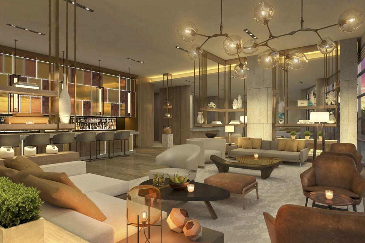 See inside The Amrit Ocean Resort & Residences, Palm Beach