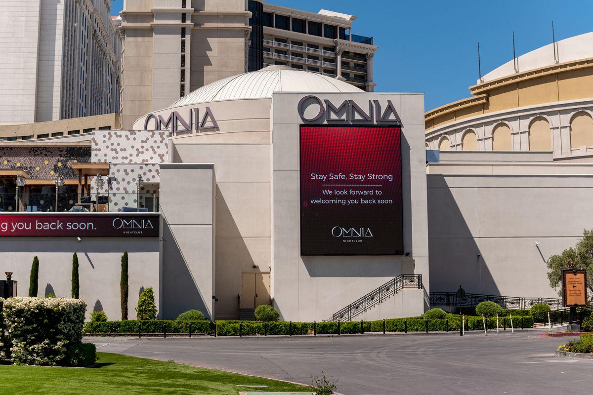 Omnia at Caesars Palace
