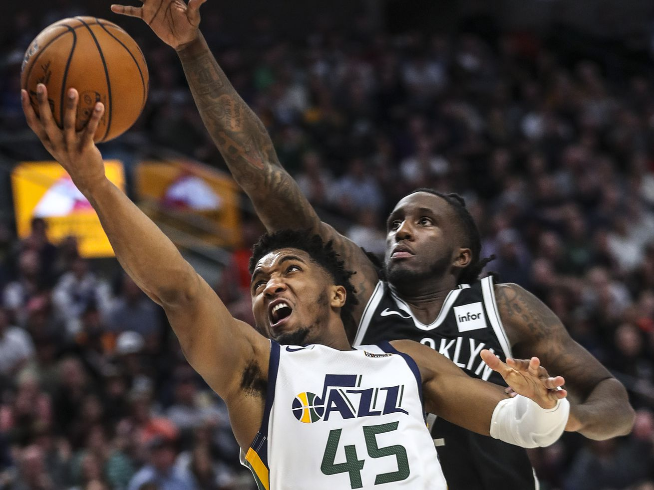 Snyder says Jazz are making progress
