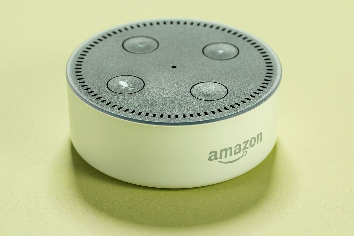 Why you might hear creepy laughter from your Amazon Echo