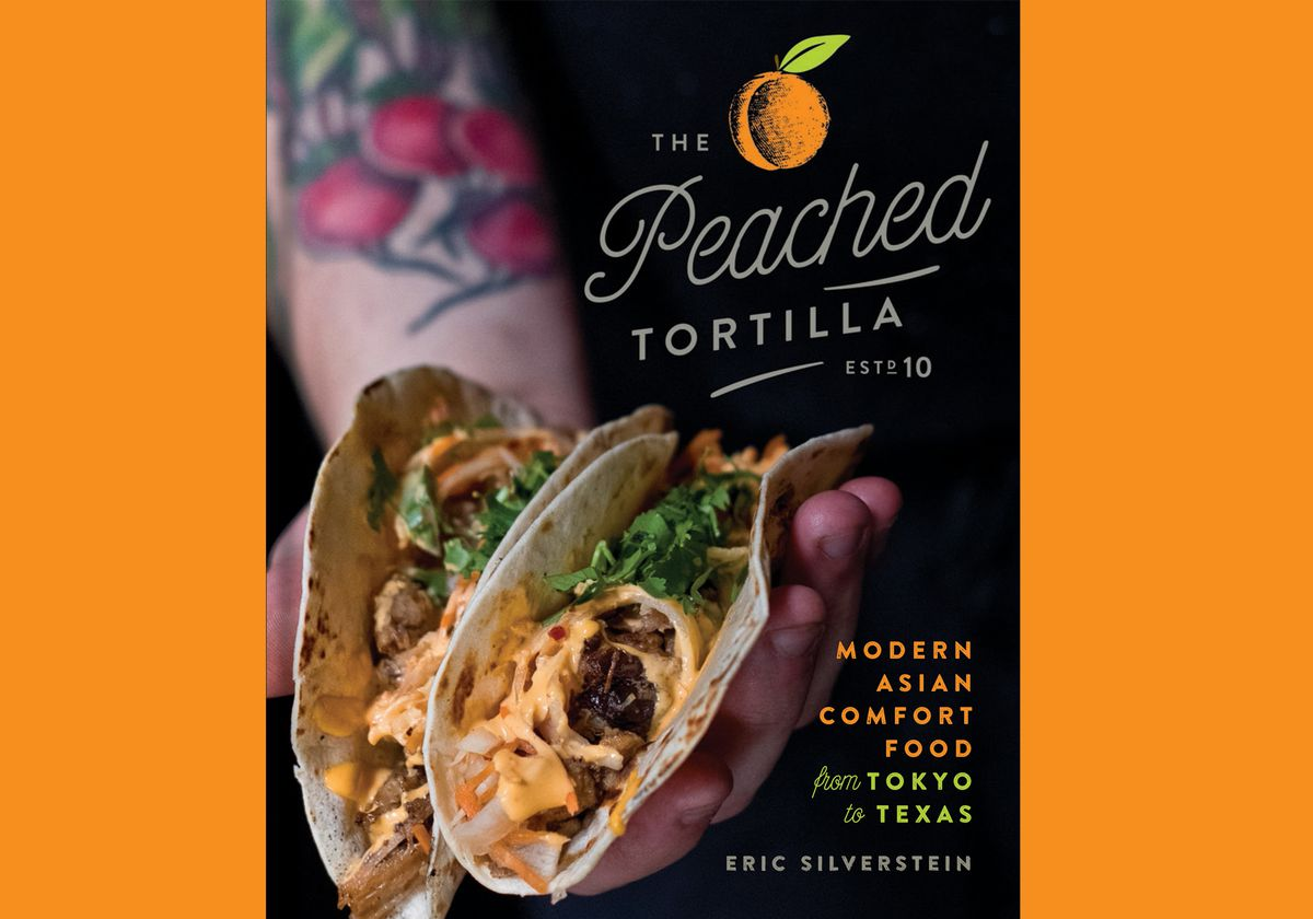 The cover of The Peached Tortilla