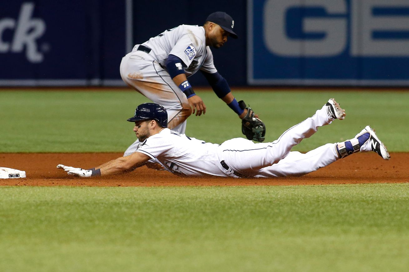 Mariners 7, Rays 1: Same old song and dance