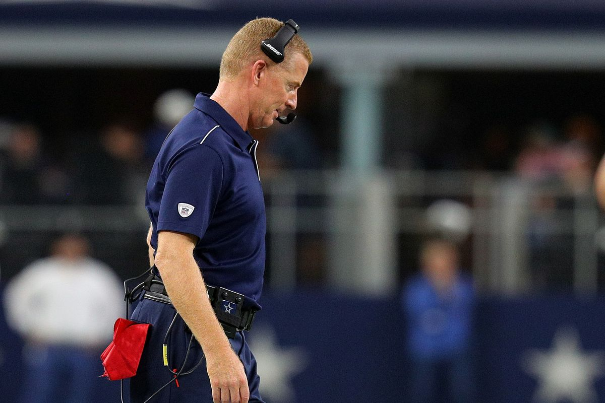 How Jason Garrett Has Failed To Rise To The Challenge Of A
