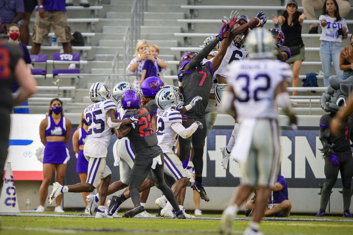 Because of COURSE this is how a K-State/TCU game ends