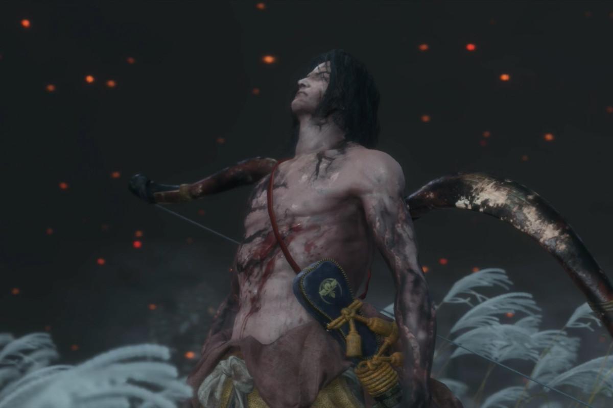 Sekiro Genichiro, Way of Tomoe (final) boss guide