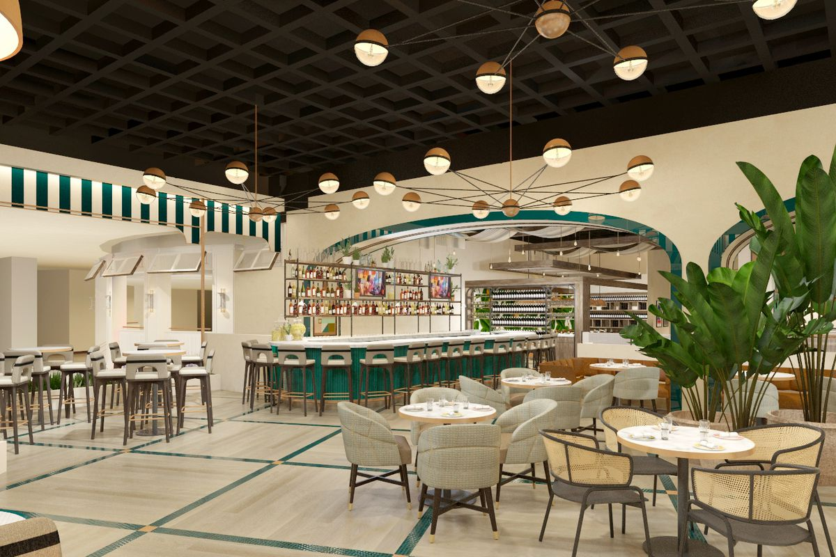 Osteria Costa Mgm Resorts Head To The Mirage For Next Italian Restaurant Open In Las Vegas