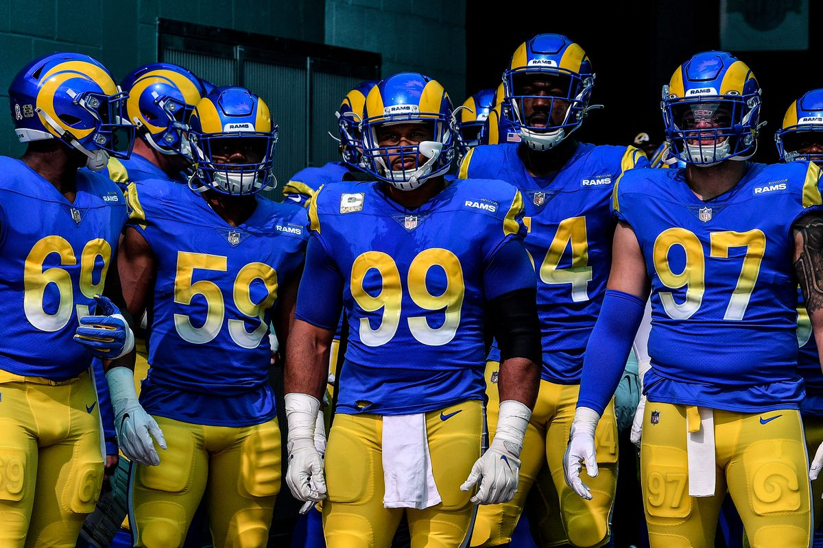 Los Angeles Rams Reverse Q A Session With Turf Show Times Turf Show Times
