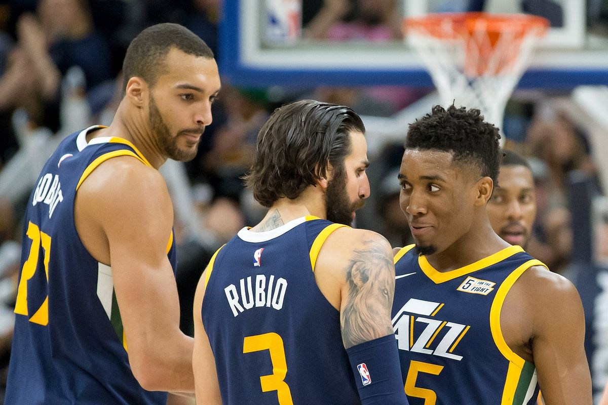 2018-2019 Season: Vote for the most valuable Utah Jazz
