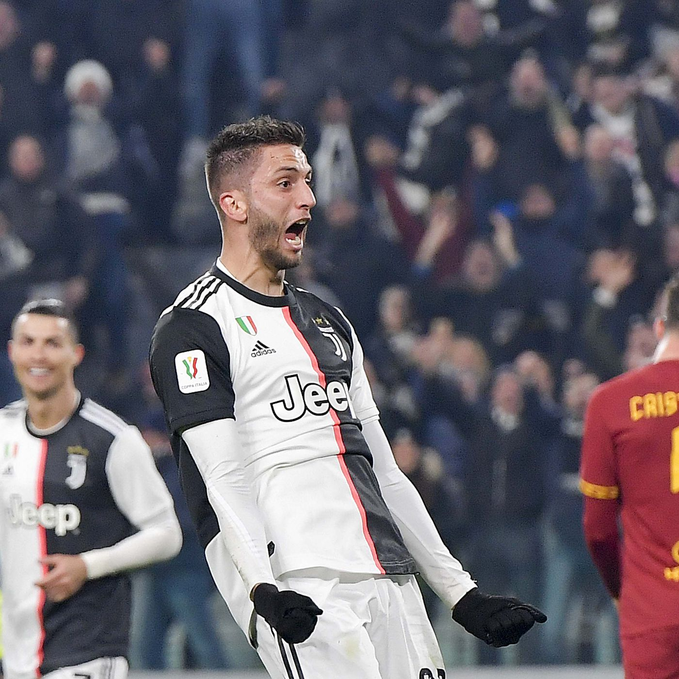 Juventus 3 Roma 1 Initial Reaction And Random Observations Black White Read All Over