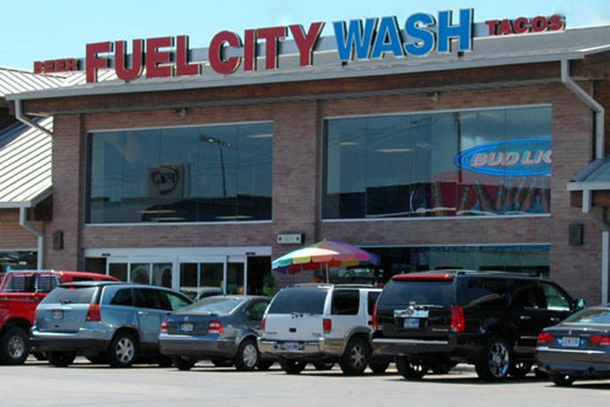 Fuel City Car Wash Mesquite