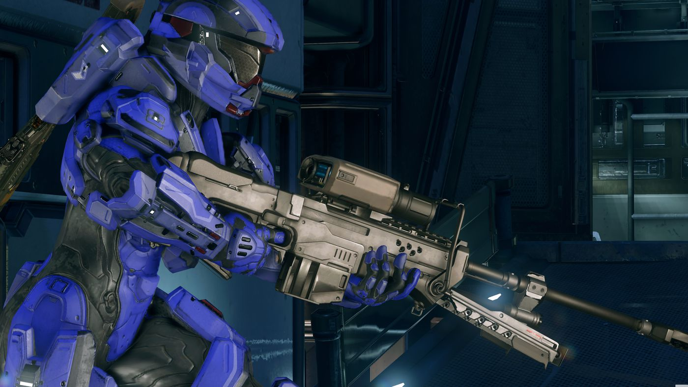 Halo 5 S Three Week Beta To Show Off Endless Sprinting Smart
