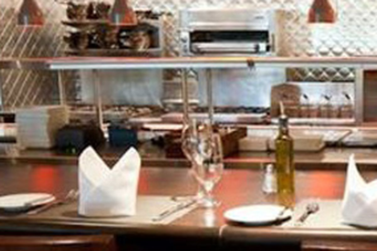 Davio's private dining room. Photo courtesy of Facebook.
