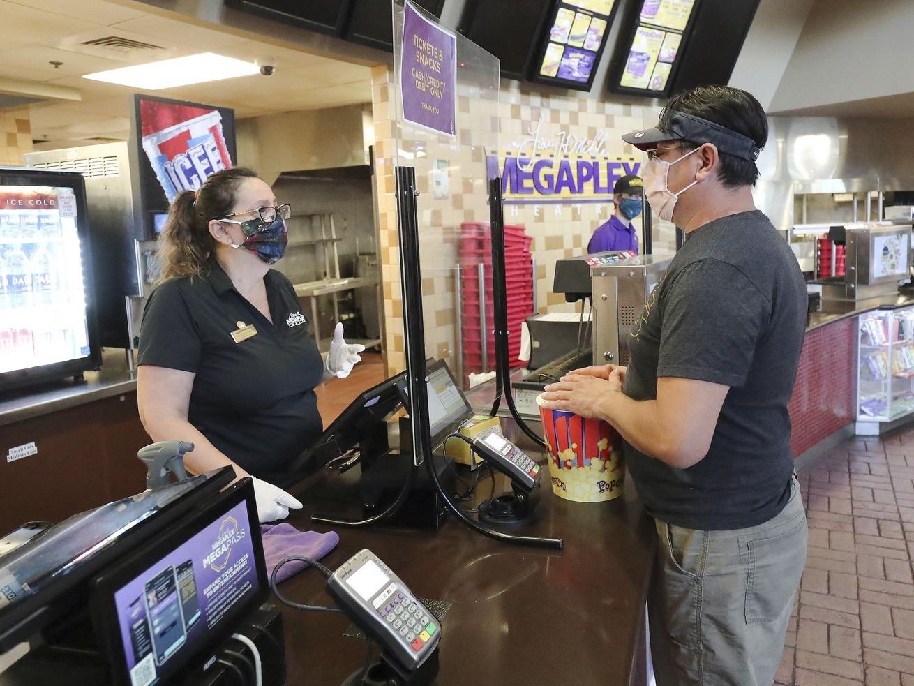 Megaplex Theatres is giving customers 2 free tickets this month. Here's how to claim them
