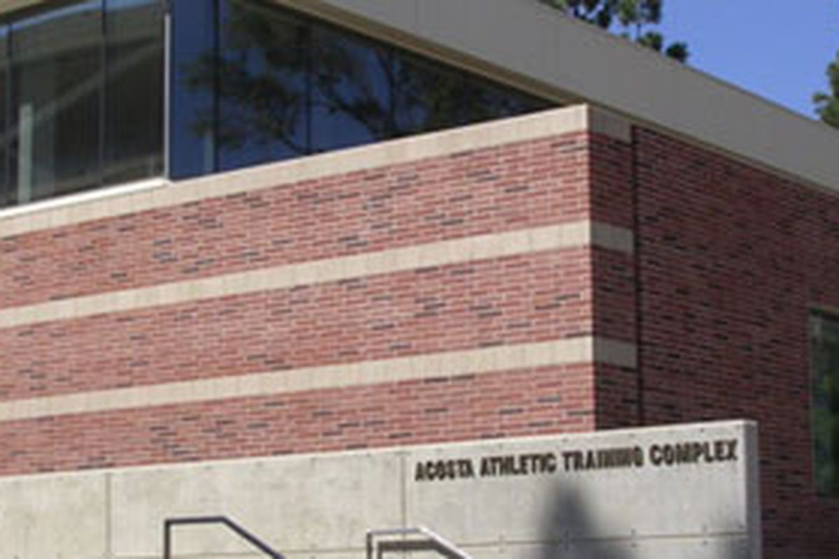 The Acosta Center is a nice facility, but not on the level of some of the other facilities across the county in major BCS conferences, the Pac-12, and even non-BCS conferences.