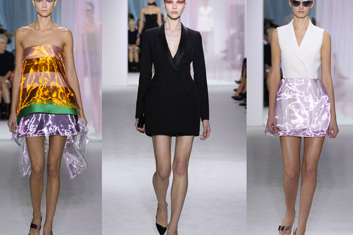"""Photos via <a href=""""http://www.dior.com/couture/en_us/fashion-accessories/woman/haute-couture/collection/spring-summer-2013"""">Dior</a>"""