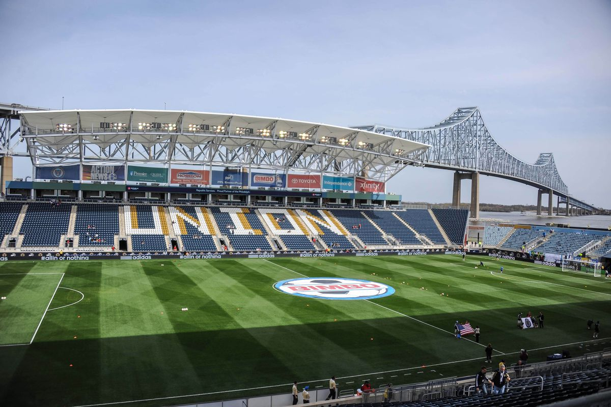 Forecast in Chester: 22 C, Partly Cloudy. Perfect for some Soccer.