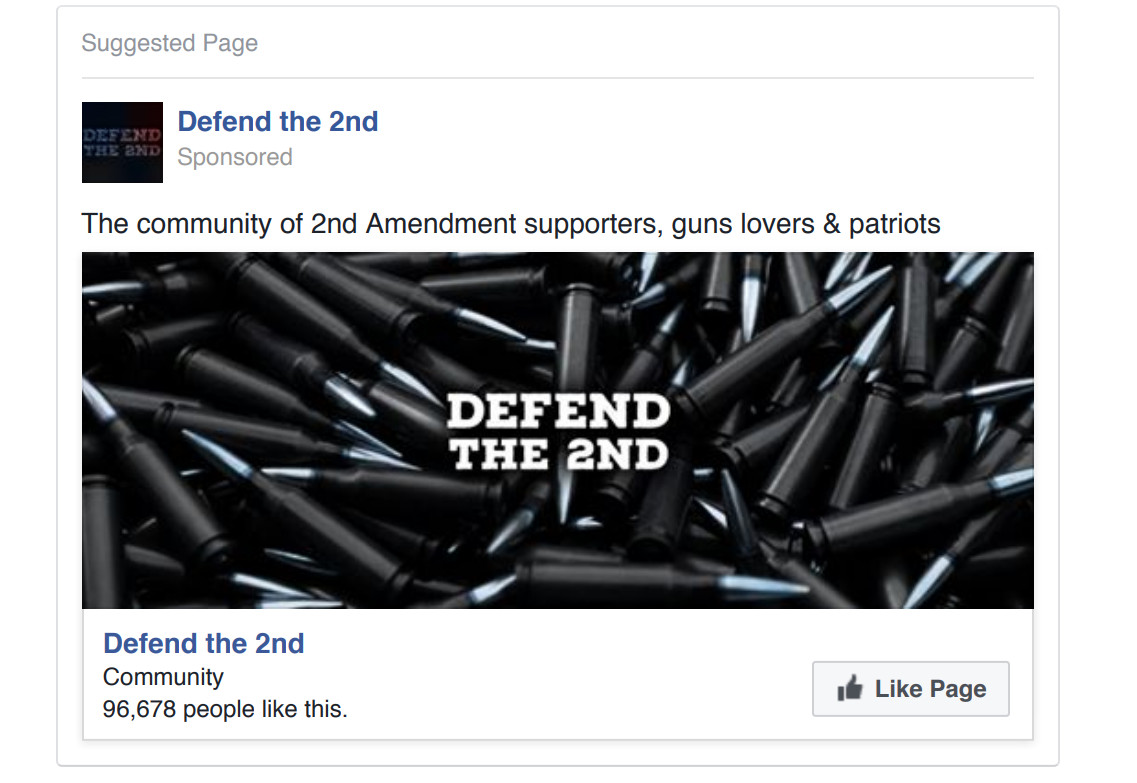 Here are the Russia-linked Facebook ads released by Congress - The Verge