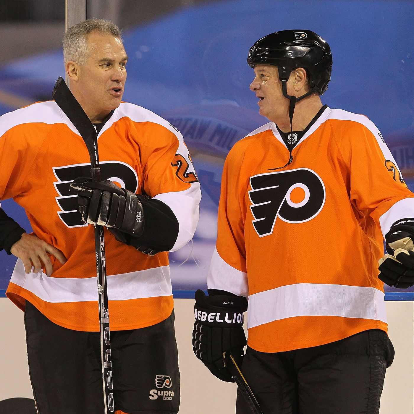 20d842638f4 Chatting with Brian Propp and Tim Kerr on player and organizational  relations in the NHL