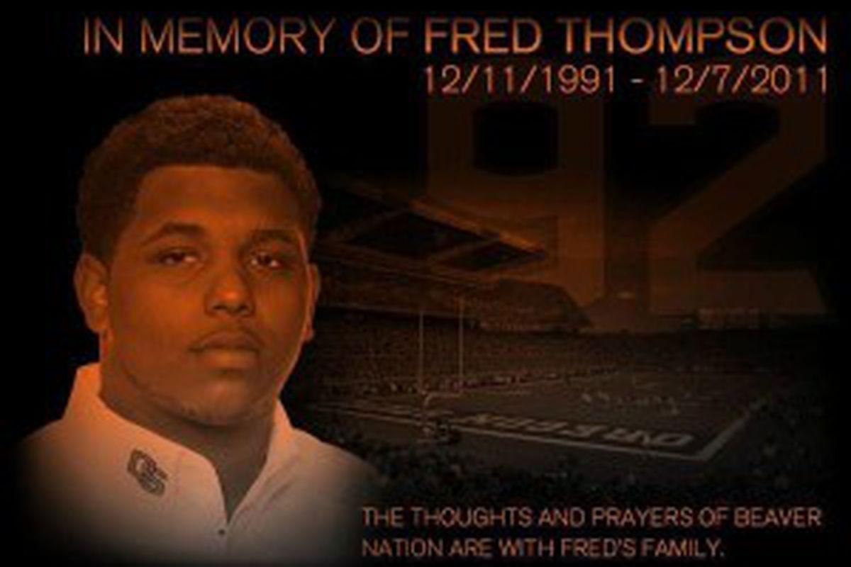 Fred Thompson Memory