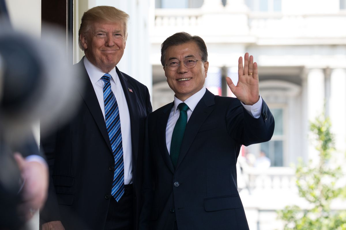 Trump hopes Korea talks extend beyond Olympics