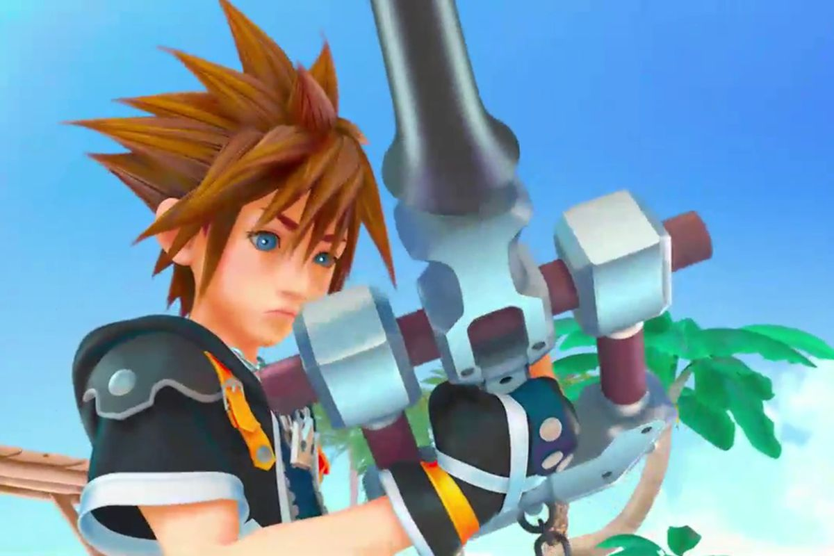 Kingdoms Hearts 3 switched to Unreal Engine 4 due to