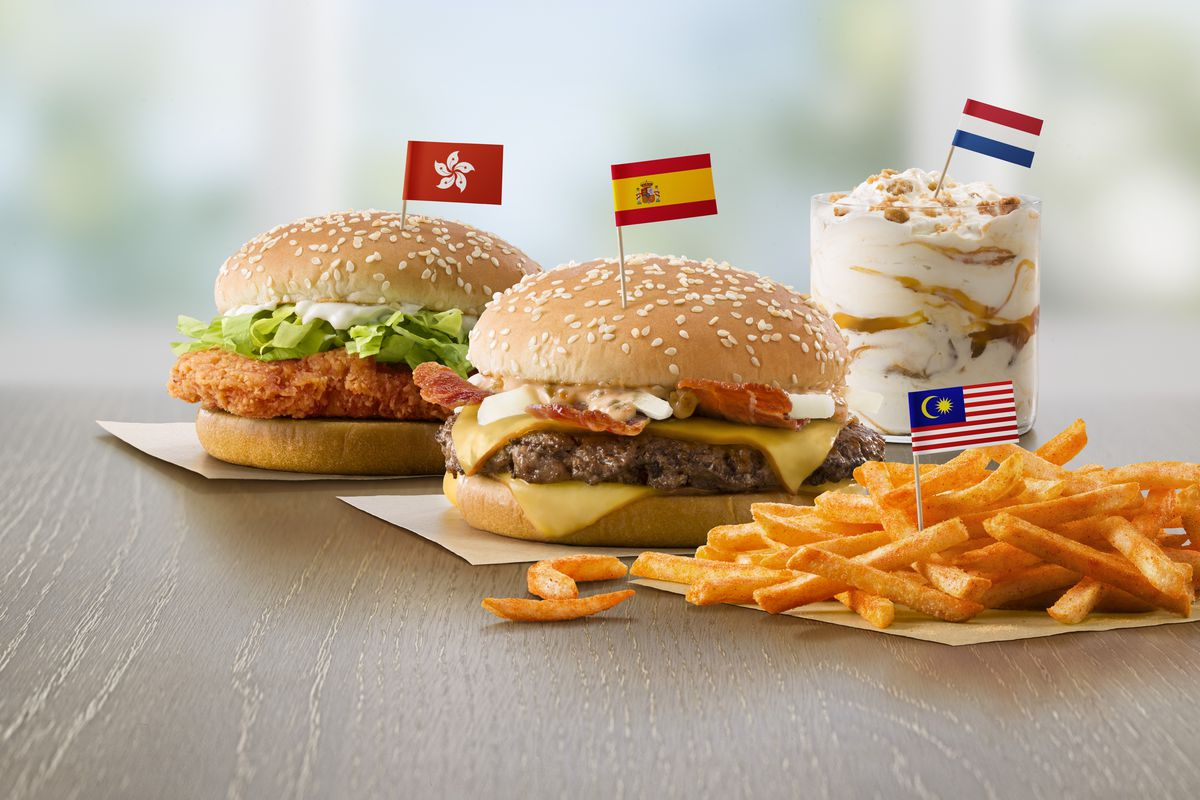 Mcdonald S Prepares To Import Global Menu Items To The U S Eater