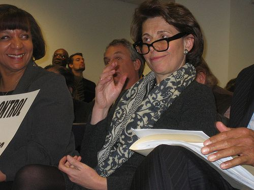 Merryl Tisch, chancellor of the Board of Regents (file photo)