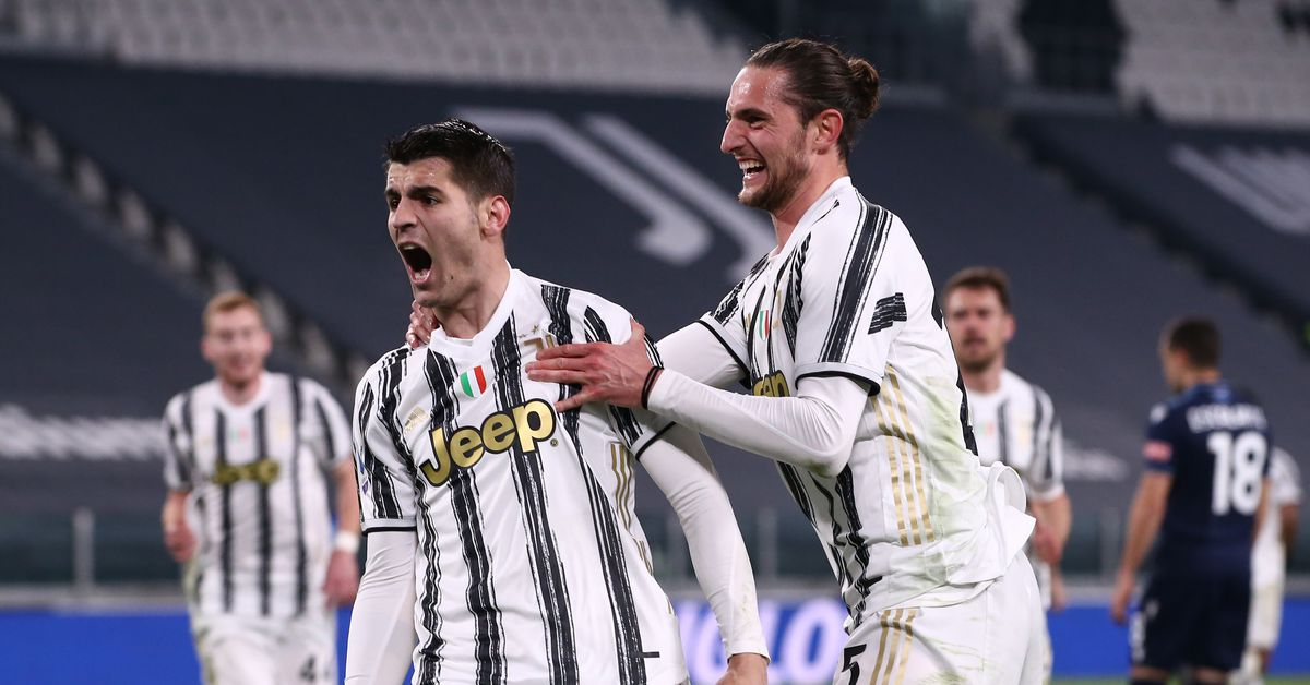 Powerful comeback pulls Juventus clear of Lazio, puts pressure on the leaders - Black & White & Read All Over