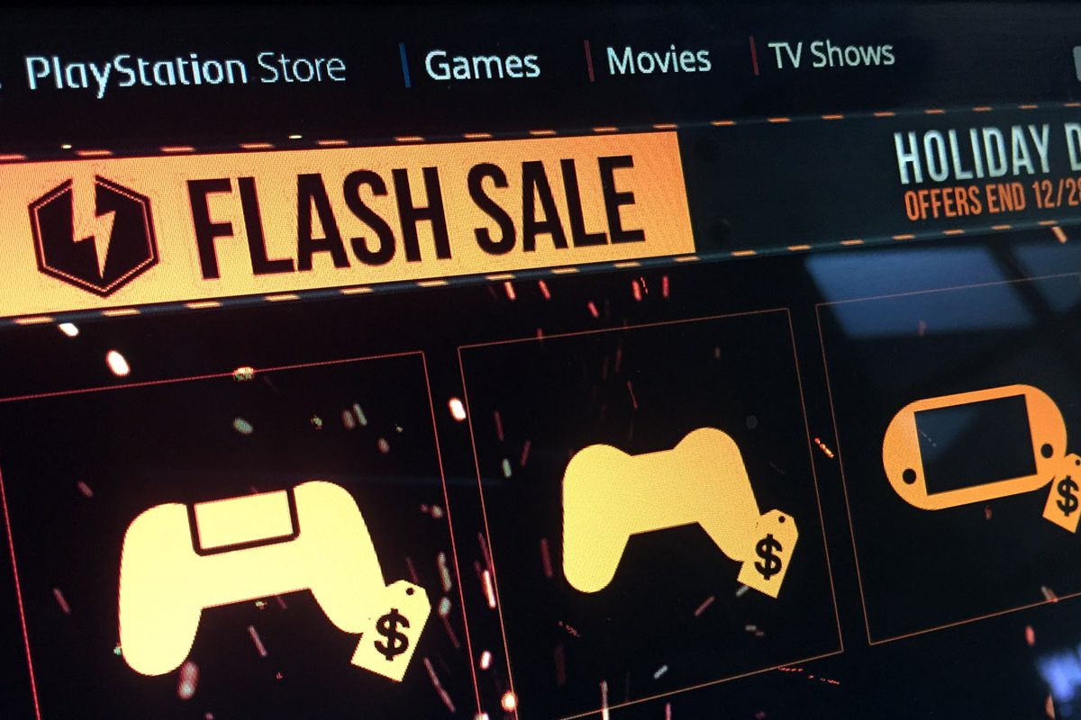 PlayStation Store flash sale offers big deals on PS4, PS3