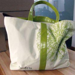 The lovely swag bag!