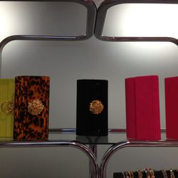 Clutches, $55 - $65