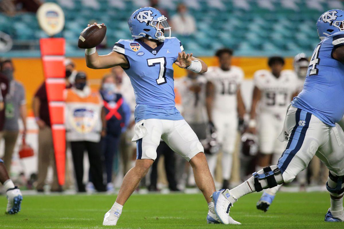 NCAA Football: Orange Bowl-Texas A&M vs North Carolina
