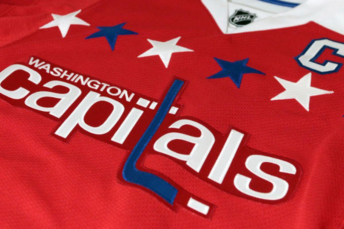 d8baad0eb Capitals Unveil New Third Jerseys - Japers  Rink