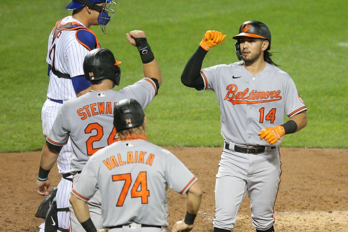 MLB: Baltimore Orioles at New York Mets