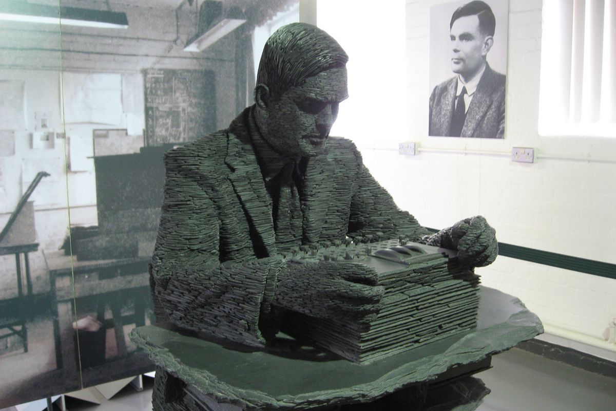 Father of computer science Alan Turing issued royal pardon 59 ...