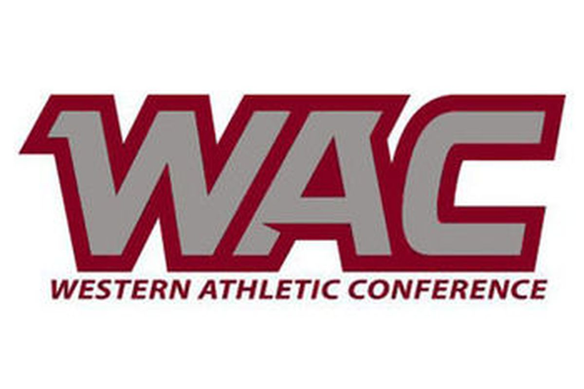 """via the <a href=""""http://www.wacsports.com/"""">Western Athletic Conference</a>"""
