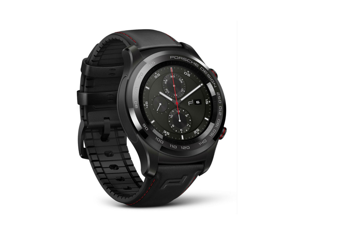 Porsche Design Huawei Smartwatch now available in Europe