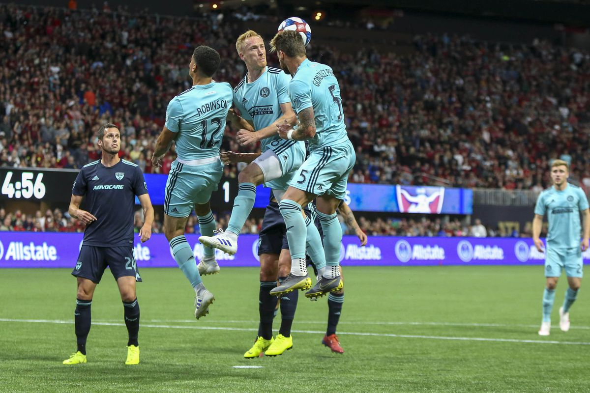 600474d2aad6 Four thoughts on Atlanta United losing to FC Dallas at home - Dirty South  Soccer