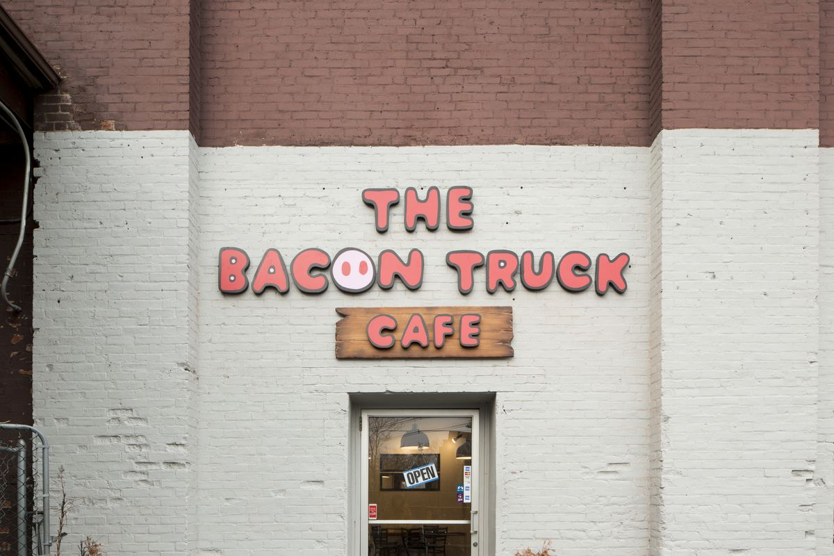 The Bacon Truck Cafe