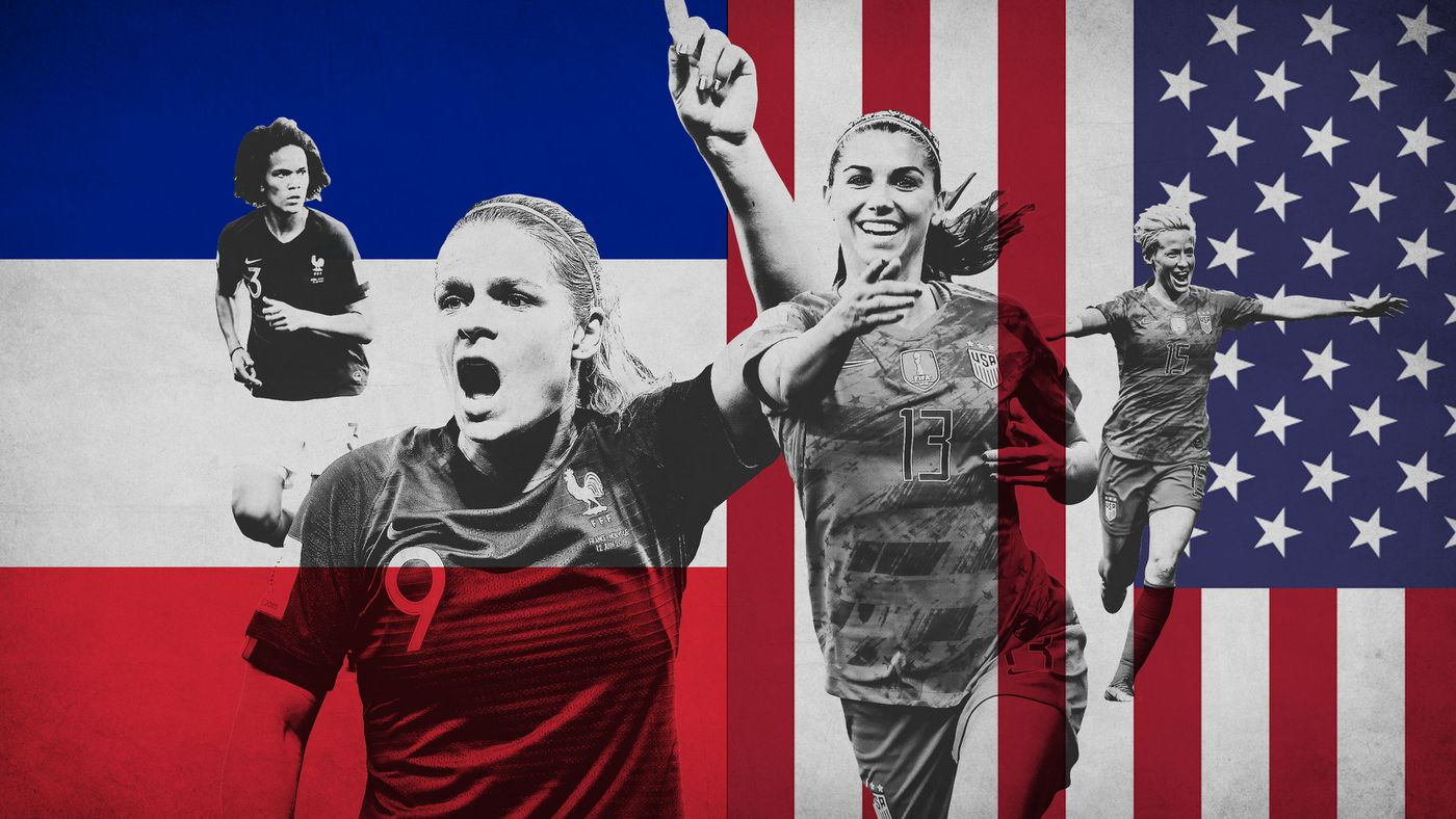 The USWNT Faces Toughest Test Yet at 2019 FIFA Women's World Cup