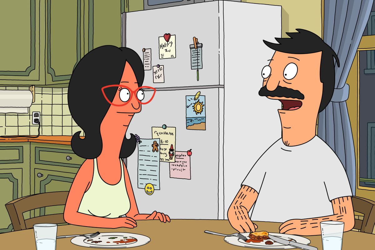 Bob And Linda Belcher From Bob S Burgers Are My Marriage Goals Polygon