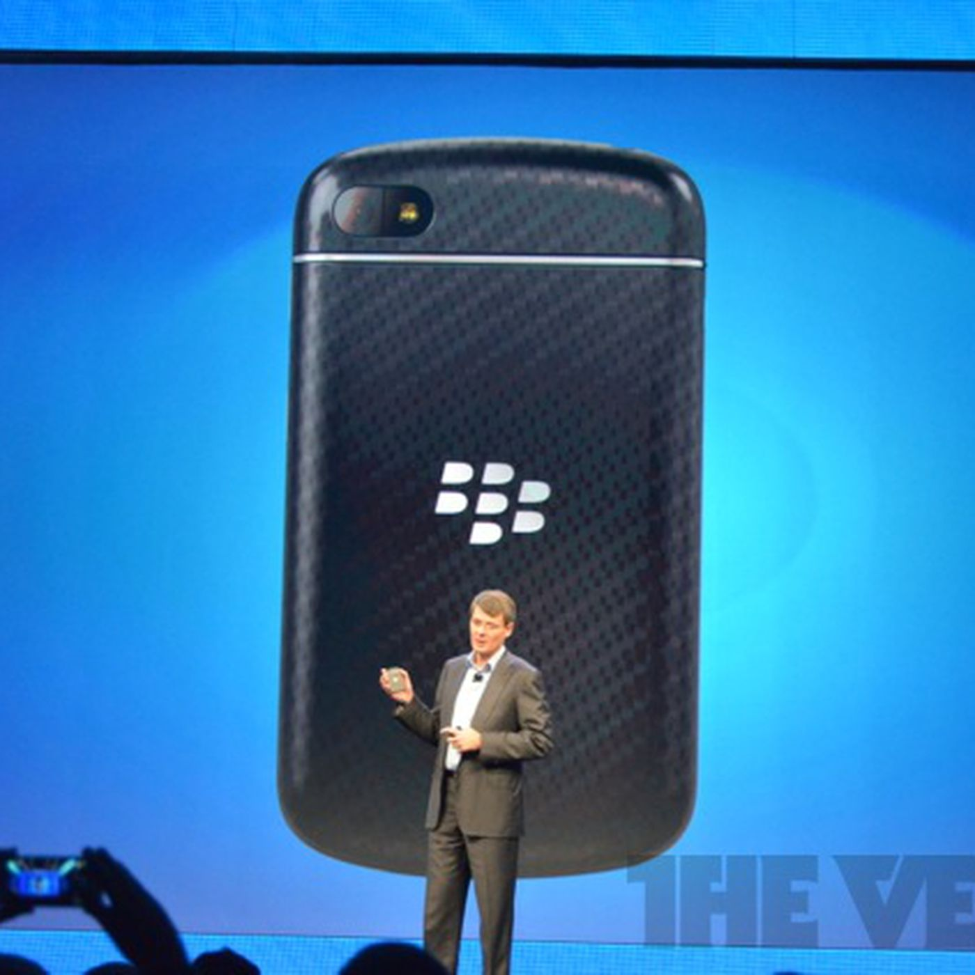 BlackBerry 10 event: RIM rebrands, the Q10, Z10, and