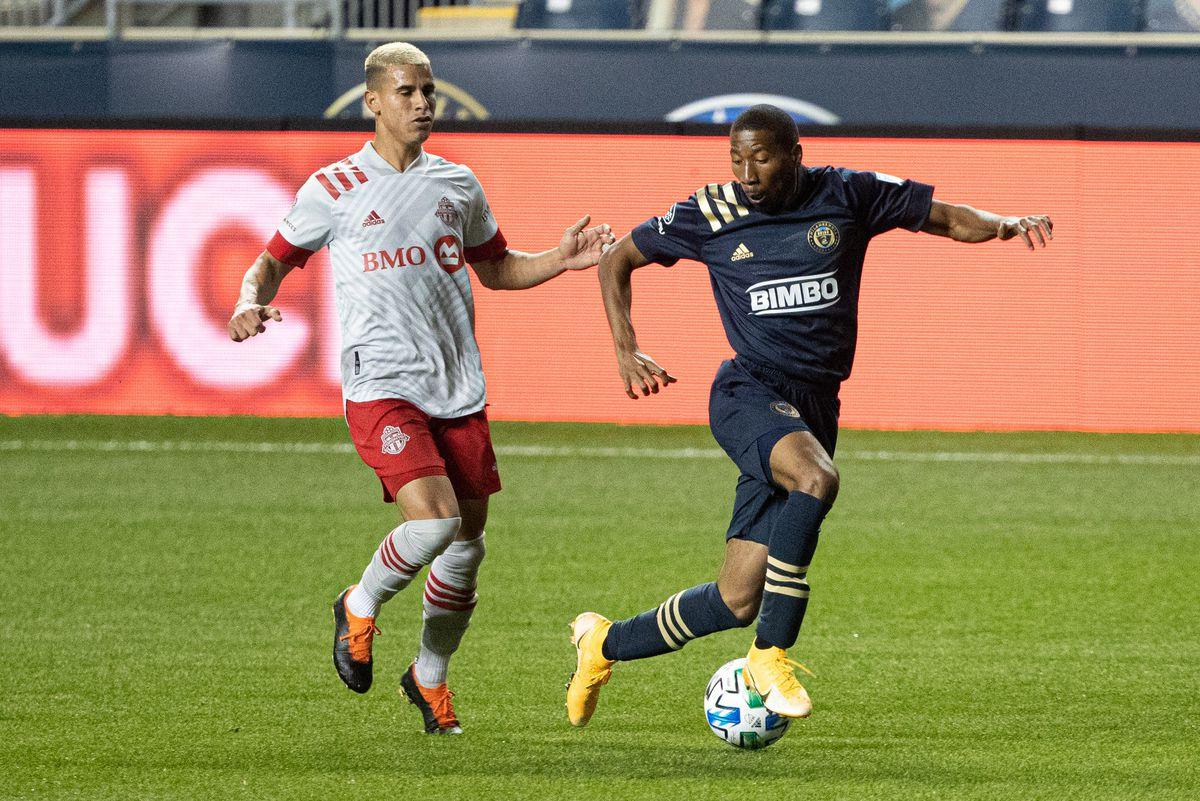 MLS: Toronto FC at Philadelphia Union