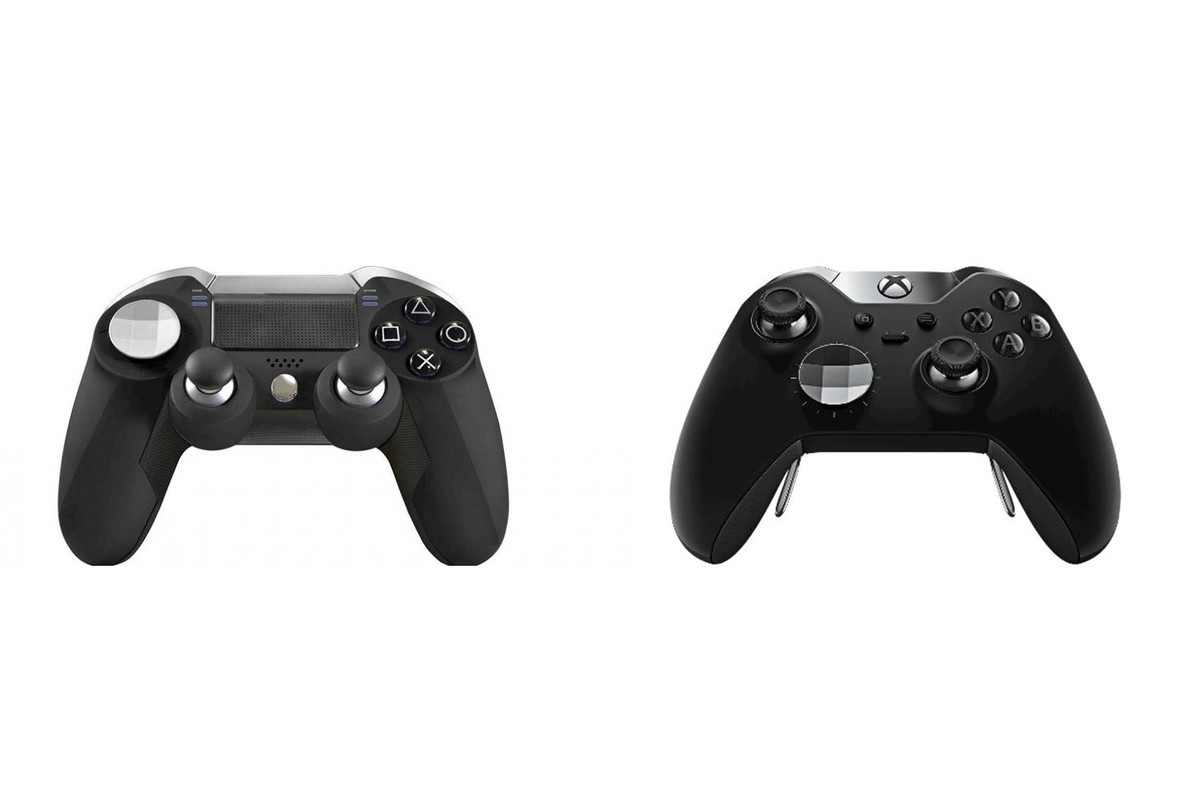 The Playstation 4 Now Has Its Own Knockoff Xbox One Elite Controller The Verge